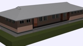 Multipurpose Classroom Block - Preview